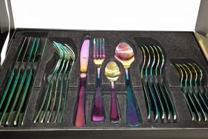 spoon color cutlery metal silver fork