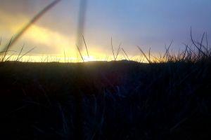 sunset nkande southafrica outdoor kwazulunatal