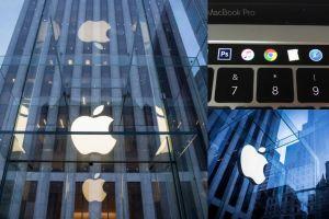 technology products presentation apple brand gadgets design