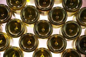 texture drink glass wine background wine bottles