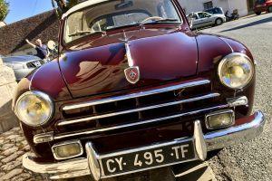 vintage france car renault