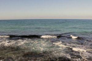 water beach ocean sea waves seascape