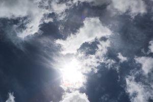 weather sun glare sun clouds sky atmosphere beautiful day