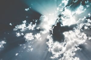 white daylight heaven scenic cloudy space sunlight high day bright