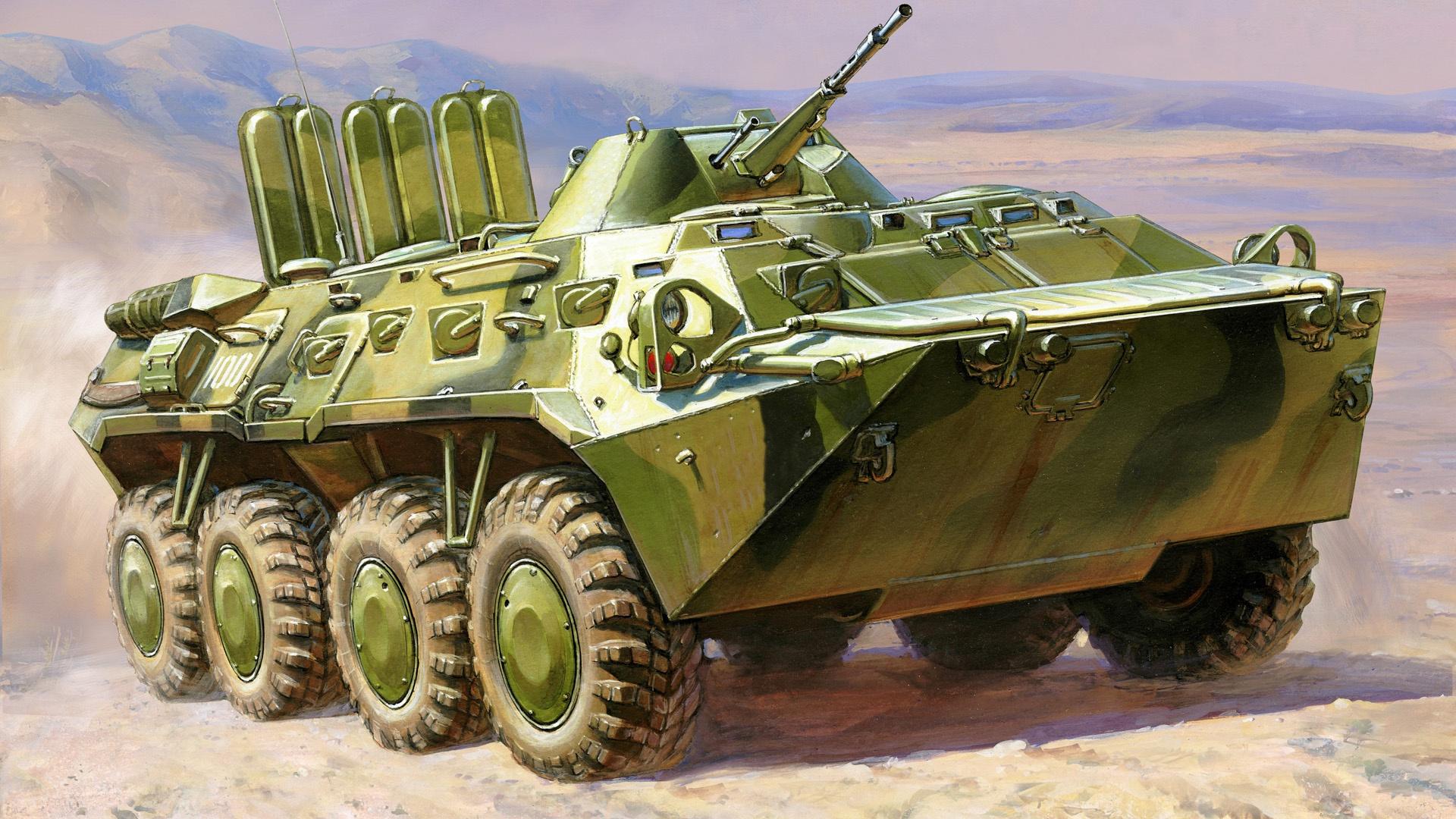 artwork vehicle military