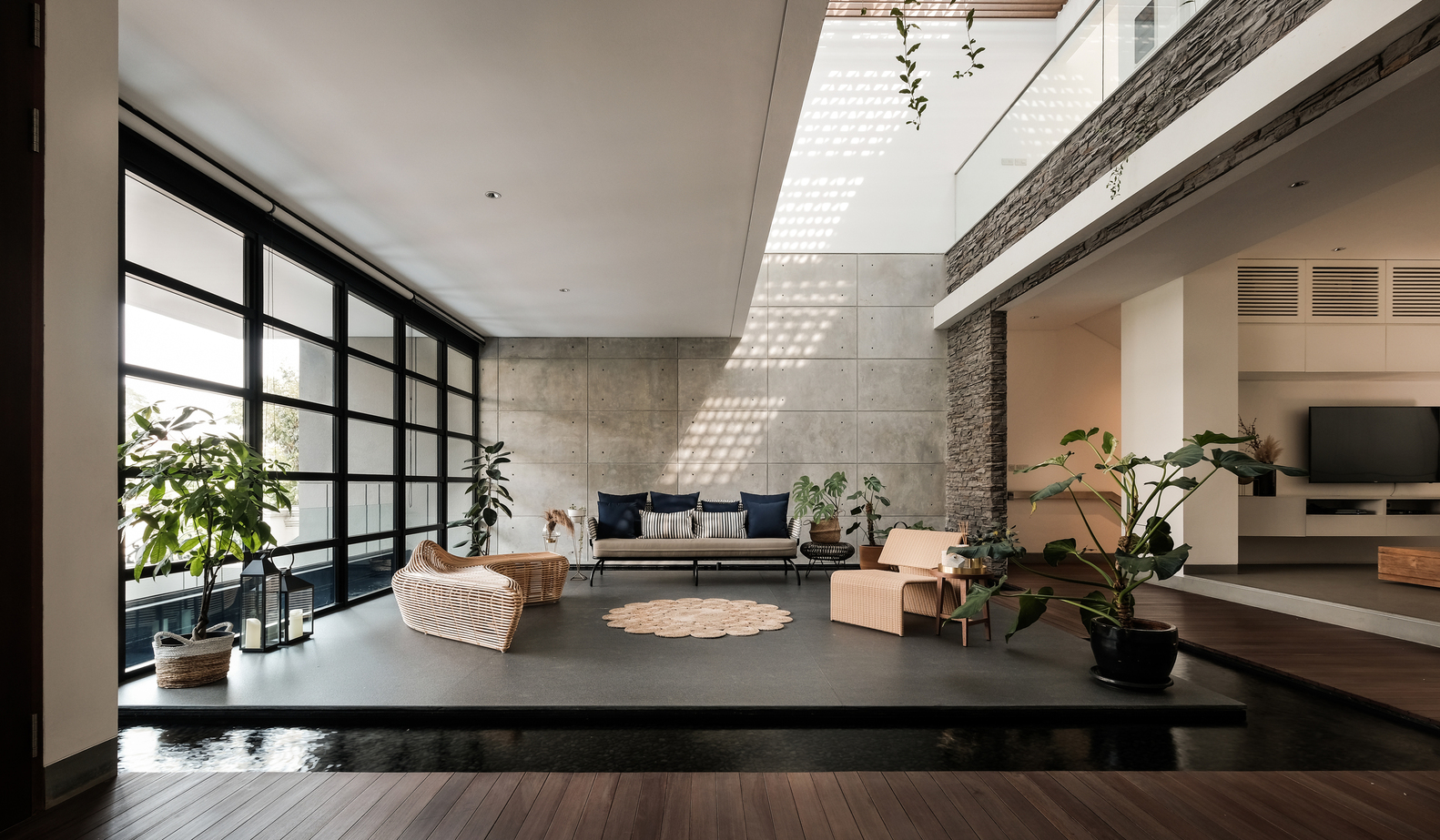 interior design interior modern living rooms architecture