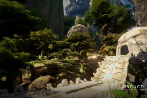 alien world trees obduction environment hunrath