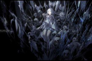 anime girls original characters fantasy girl doodle anime pixiv fantasia swd3e2
