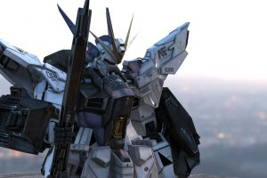 anime gundam mech mobile suit gundam seed mobile suit robot