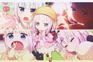 anime kobayashi-san chi no maid dragon kanna kamui (kobayashi-san chi no maid dragon) anime girls