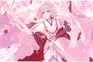 anime mi'yuki anime girls