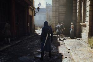 arno dorian hunter hunter assassin's creed unity video games