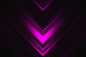 artwork pink dark abstract digital art