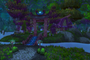 ashenvale screen shot pc gaming world of warcraft
