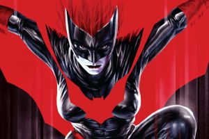 boobs fantasy girl dc universe batman logo dc comics batwoman