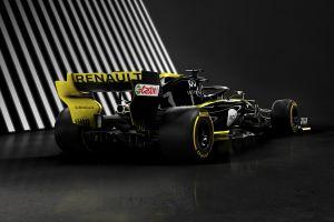 car formula 1 yellow yellow cars race cars racing 2019 (year) renault r.s.19 renault