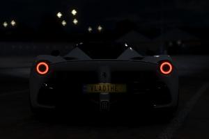 car video games dark screen shot forza