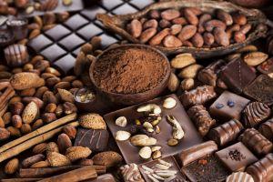 chocolate sweets food