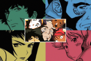 cowboy bebop spike spiegel faye valentine picture-in-picture piture in picture