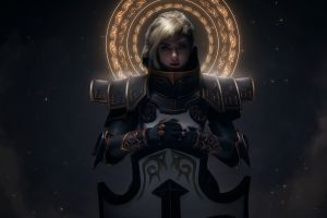 crusader (diablo) diablo iii ksenia shelkovskaya