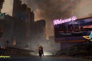 cyberpunk 2077 video games people cyberpunk