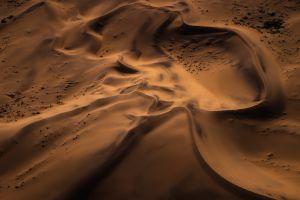desert landscape nature sand dunes