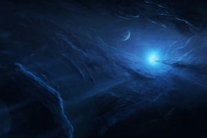 digital art starkiteckt space space art