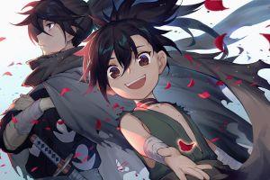 dororo hyakkimaru anime boys