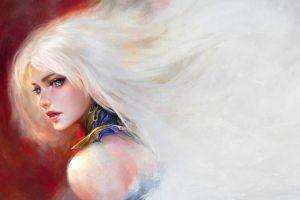 fantasy art artwork fantasy girl