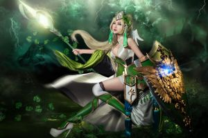 fantasy girl asian women cosplay