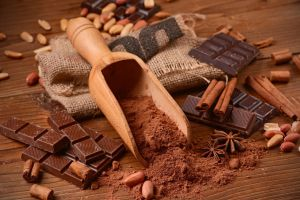 food chocolate cinnamon sweets