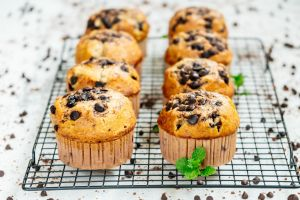 food sweets muffins