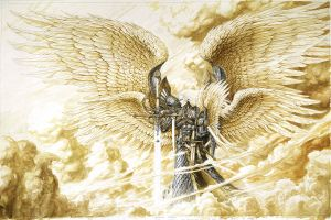 heroes of might and magic 5 sword wings
