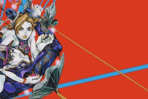 jojolion anime jojo's bizarre adventure manga hirohiko araki