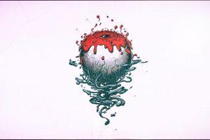 jose fernandez edit rap  logic album covers photoshop fan art digital art simple background adobe illustrator music