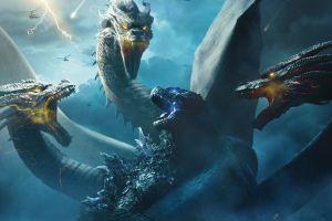 king ghidorah godzilla: king of the monsters creature movies godzilla