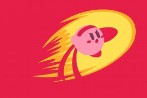 kirby video game art video games video game characters