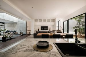 kitchen interior modern