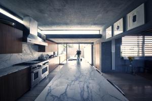 kitchen modern interior interior design