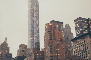 landscape cityscape skyscraper architecture sky building