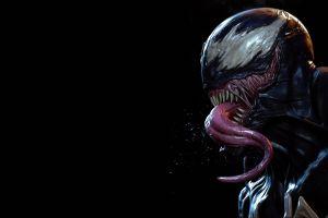 marvel comics artwork venom creature