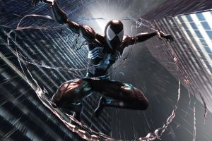 marvel comics symbiote spider-man
