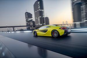mclaren vehicle road city supercars mclaren 570s car yellow cars
