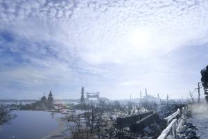 metro exodus screen shot video games