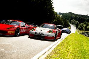 mitsubishi evolution porsche motorsport gran turismo sport ferrari