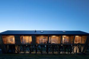 modern cabin architecture