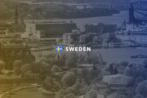 monochrome sweden gradient