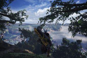 monster hunter monster hunter: world video games
