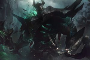 mordekaiser character design  video game characters league of legends video game creatures