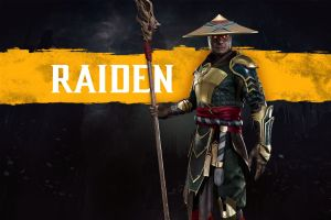 mortal kombat 11 video game warriors video games raiden